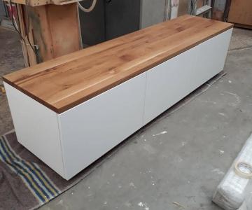 TV meubel eikenblad